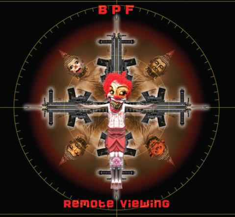 Remote Viewing front cover