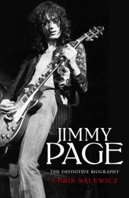 Jimmy Page Definitive Biography Cover Image